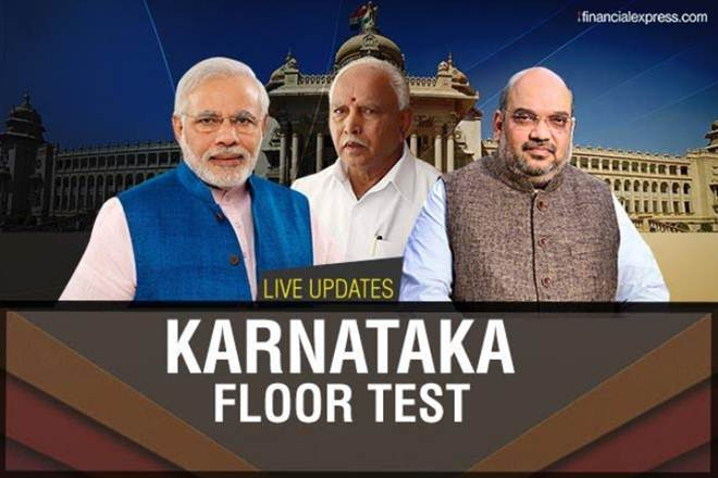karnataka assembly floor test