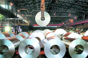steel industry in india