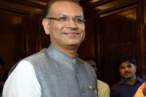 jayant sinha on tax defaulting