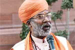 sakshi maharaj rahul gandhi kedarnath