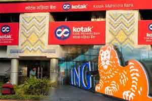 Bombay stock exchange, BSE, kotak mahindra bank, kotak mahindra merger, ing vysya