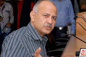 Manish Sisodia's traffic fine