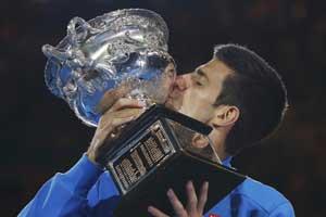 Novak Djokovic, Novak Djokovic Andy Murray, Novak Djokovic Autralian Open, Novak Djokovic Australian Open final, Boris Becker, Andy Murray, Australian Open
