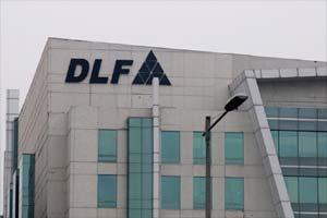 DLF shares