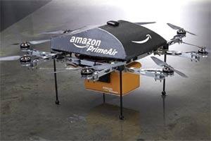 Amazon, Amazon drone, Amazon delivery