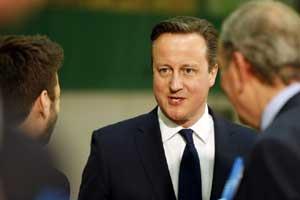 David Cameron election 2015