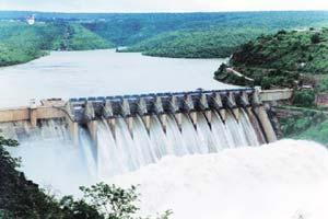 Narmada river, Dahej desalination plant