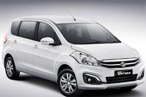 Maruti Suzuki Ertiga MPV