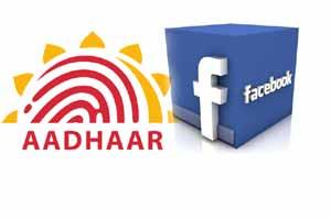 aadhaar facebook google twitter