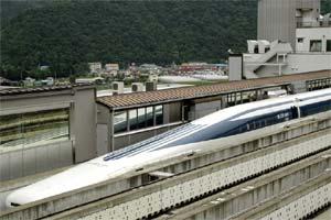 Japan India bullet train