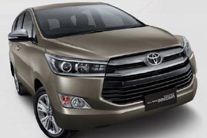 New Toyota Innova 2016 India launch