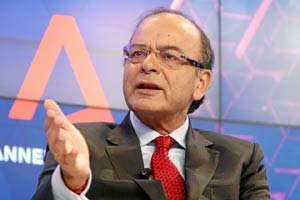 Arun jaitley, WEF 2016, Indian economy