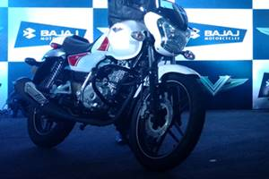 Bajaj V15 launch price