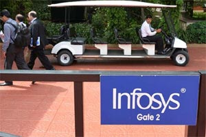 Infosys Q1 results