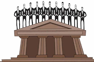banks strike - SBI associate merger