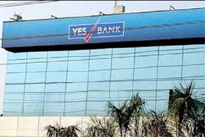 yes bank shares ccea fii