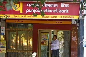 Punjab National Bank (PNB) shares