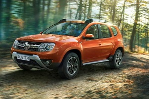 Renault Duster 2016 AMT