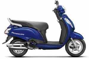 New Suzuki Access 125 2016