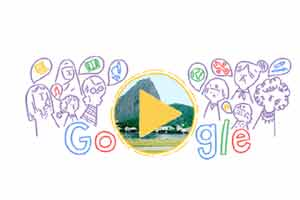 google doodle on international women's day, womens day