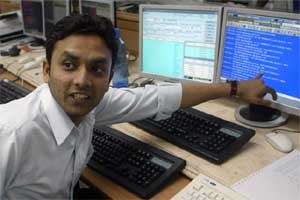 BSE Sensex NSE Nifty stock markets today