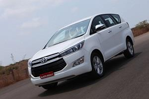 Toyota Innova Crysta Review report