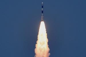 IRNSS-1G, IRNSS, ISRO, Narendra Modi,Pranab Mukherjee, Suresh Prabhu, IRNSS-1G launch
