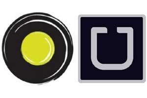 ola cab, uber