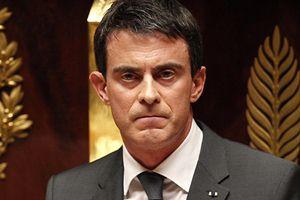 DCNS, DCNS Submarine, Manuel Valls