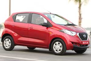 Datsun redi GO India details