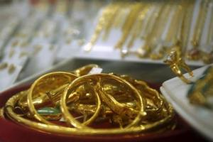 Gold prices,