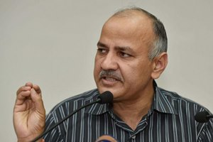aam aadmi party, aap party, Manish Sisodia