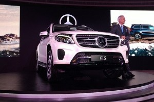 Mercedes-Benz GLS India