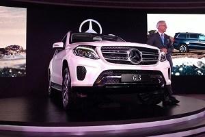 Mercedes-Benz GLS India