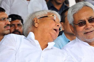 Nitish Kumar, RJD, Raghuvansh Prasad Singh, Lalu Prasad Yadav, RJD-JD(U) alliance, Bihar elections