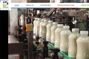 parag milk foods, bse, nse