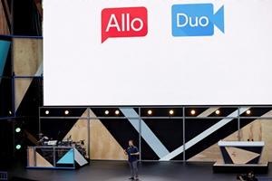 Google I/O 2016, Allo