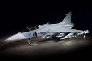 Saab, Gripen E, make in india