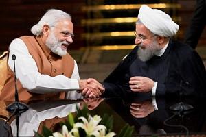 PM Narendra Modi, Modi in Iran, Chabahar port, Iranian President Hassan Rouhan