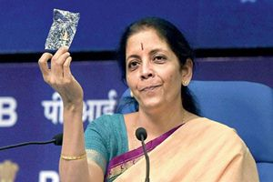 European Union, Nirmala Sitharaman , Free Trade Agreement