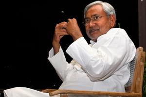 Nitish Kumar, women education
