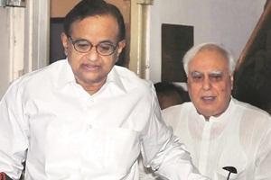 Rajya Sabha, Kapil Sibal, P Chidambaram