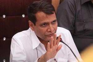 Suresh Prabhu seeks Swiss support for George Fernandes Institute of Tunnel Technology
