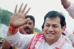 Sarbananda Sonowal, Assam CM