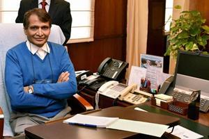 Suresh Prabhu, Indian Railways, Indian Railways Latest news