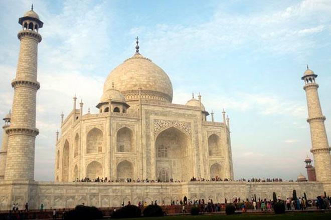 National Green Tribunal, Taj Mahal, Agra
