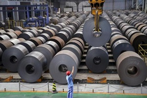 China, Steel Industry, Chinese influence on India, Chinese slowdown