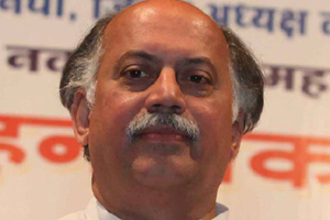 Kamat further clarified that there were no differences between him and Narayan Rane. (IE)