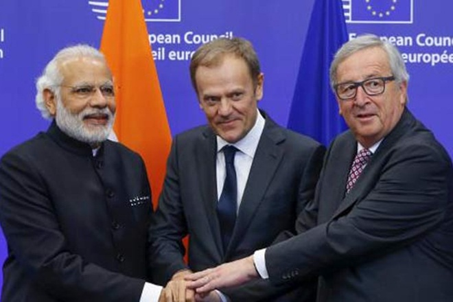 India EU Partnership