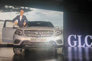Mercedes SUV, Mercedes SUV GLC, Mercedes SUV GLC launched, Mercedes SUV GLC launched in india, Mercedes SUV GLC price, Mercedes SUV GLC price in india, Mercedes latest car, Mercedes latest car in india, Mercedes cars in india, Mercedes new launch